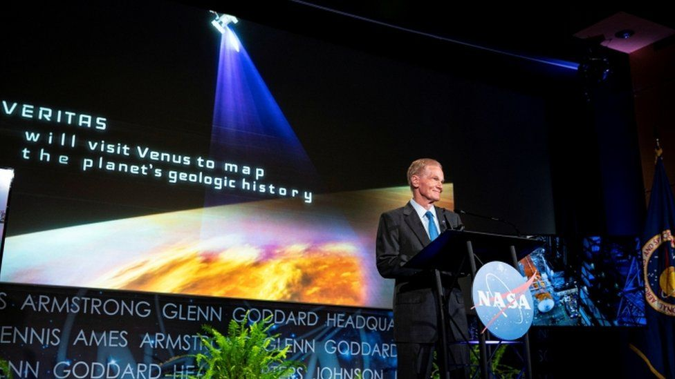 On Wednesday, NASA chief Bill Nelson announced the missions on venus.